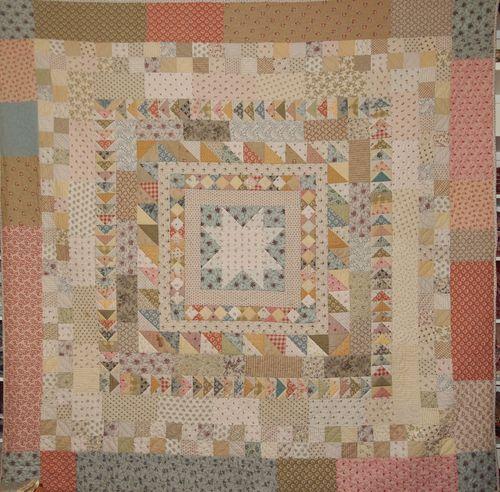 Cotswolds quilt