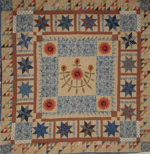 Mississippi Marriage quilt
